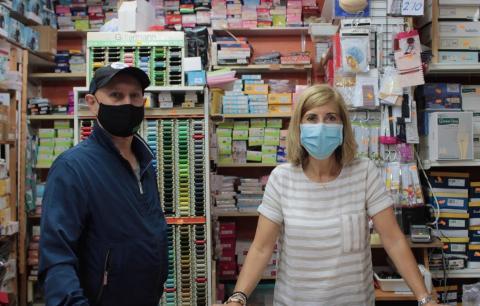 Humberto e Celsa Basoa en Pachú