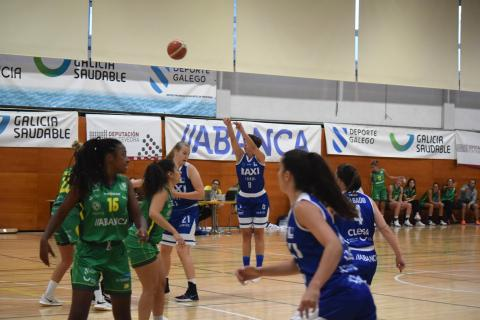 Baxi Ferrol na Liga Feminina 2 de baloncesto