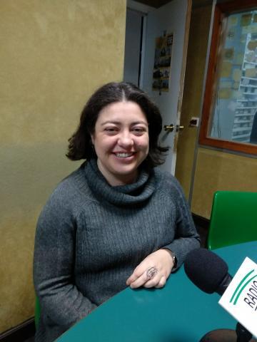 Antía Pérez Caramés é socióloga