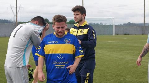 O Abellá gañou a fase de ascenso á Primeira Galicia de fútbol