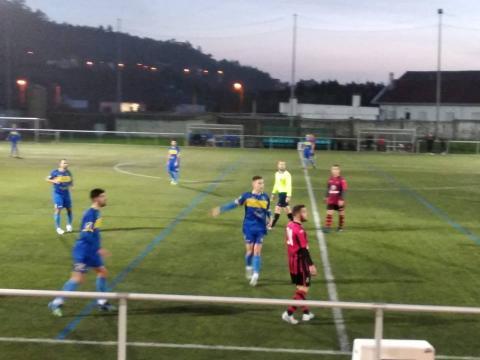 Rápido de Neda 1 - 4 Perlío. Segunda Galicia de fútbol
