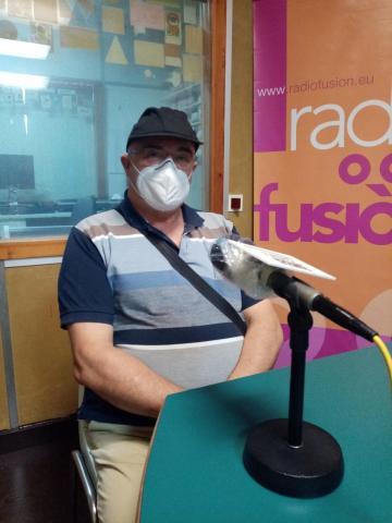 Manuel Pico, presidente da Asociación Veciñal de Magalofes