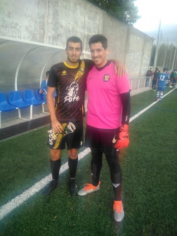 Alex Castro e Carlos Arnoso