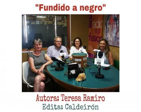 Fundido a negro, de Teresa Ramiro