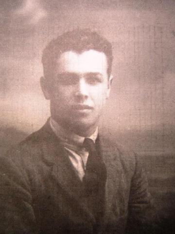 Ramón Souto, alcalde de Fene en 1936