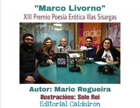 Mario Regueira, autor de Marco Livorno