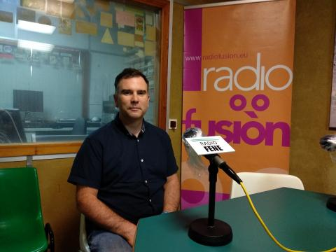 Juan Santalla, coordinador do proxecto BENenBICI