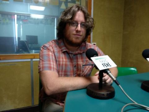 Emilio Santiago en Radio Fene