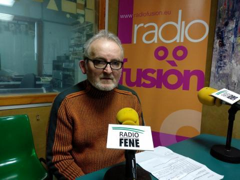 Julio Seoane, da Liga de Amigos da chave de Ferrolterra