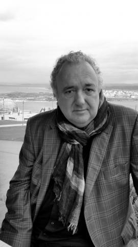 Antonio Tizón. Fotografía: Antón Ramos
