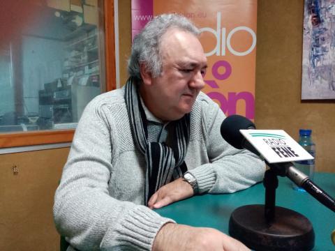 Antonio Tizón en Radio Fene