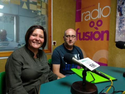 Ana Isabel Vázquez Veiga, da Asociación de Enfermos Mitocondriais