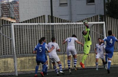 Orillamar 0 - 1 Maniños. Segunda Galicia de fútbol