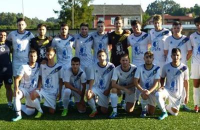 O Maniños B quere formar xogadores para o equipo da Primeira Galicia de fútbol
