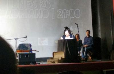 Actividades no cine Adriano de Barallobre