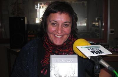 Uxía en Radio Fene Radiofusión