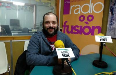 Alberto Maceiras, do grupo Encrucillada