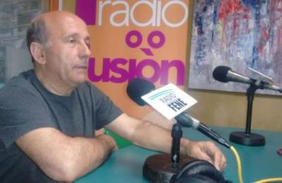 Valentín García Modrón preside a banda de gaitas Airiños de Fene