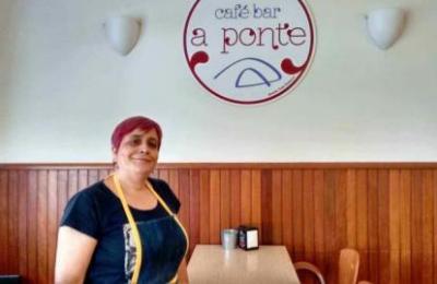 O Café Bar A Ponte leva varios anos participando no Certame de Tapas de Fene