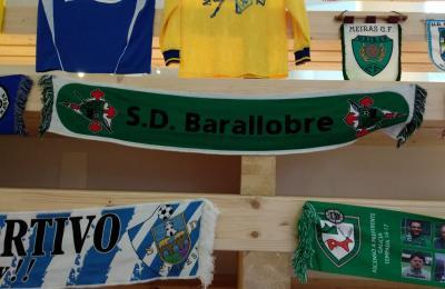 S.D.Barallobre na Cidade da Cultura de Galicia