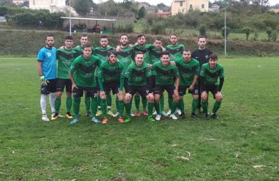 A S.D. Barallobre na Segunda Galicia de fútbol
