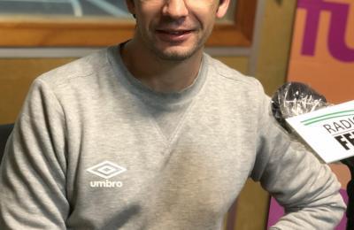 José Barcia Tuccelli en Vilanova de A Fenestra de Radio Fene