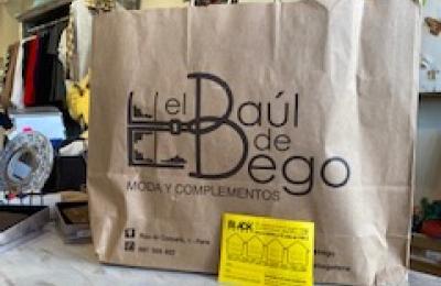 Bolsa de Baúl de Bego