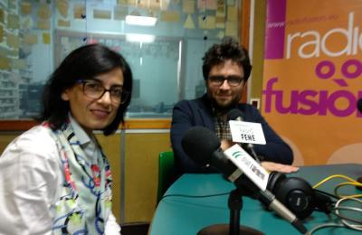 Anxos García Fonte e Noel Blanco