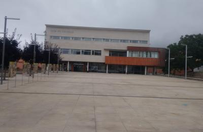 1.172 empregados traballan na fábrica de Alcoa en San Cibrao (Cervo)