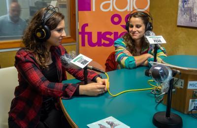 Caamaño e Ameixeiras en Radio Fene Radiofusión