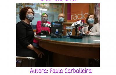 Paula Carballeira, Henrique Sanfiz, Esther Val e Pitusa Arias