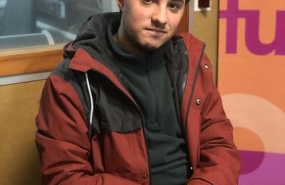 Ramón Carballeira, técnico de turismo de Moeche