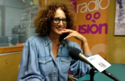 Malena Carballo en Radio Fene Radiofusión
