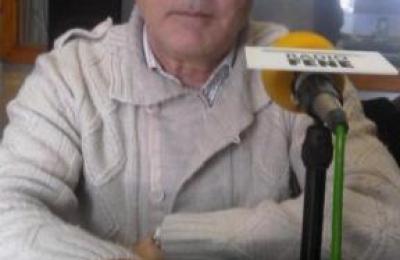 "Juan Carneiro é autor do libro ""Santa Catalina de Montefaro. O mosteiro no espazo e no tempo"""