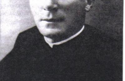 Antonio Casás, crego párroco de Barallobre
