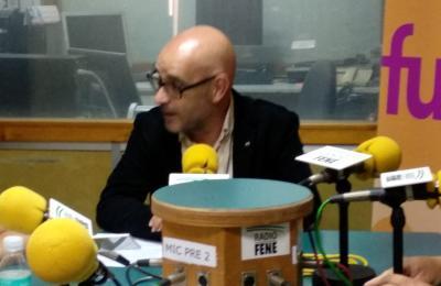 Francisco Castro, autor de Iridium