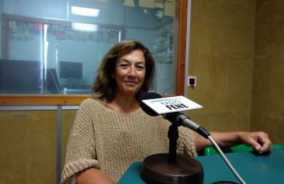 Doutora Fernanda Cienfuegos en Radio Fene. Agosto 2019