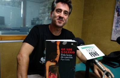 Pepe Cunha en Radio Fene