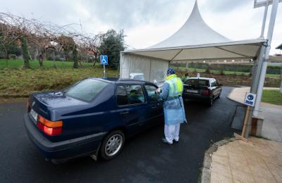 Cribado realizado en febreiro en Moeche