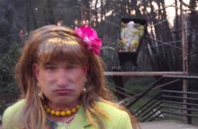A viuva e o Entroido de Fene. 2012