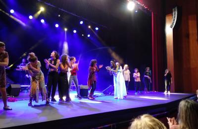Espectáculo de Fatoumata Diawara