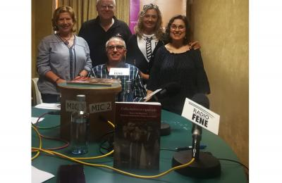 Emilia Saavedra, Henrique Sanfiz, Severino Fernández Abel, Tatty Lavandeira e Esther Val