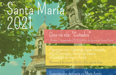 Festas de Santa María de Neda