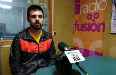 Rubén Fontenla, terapeuta ocupacional