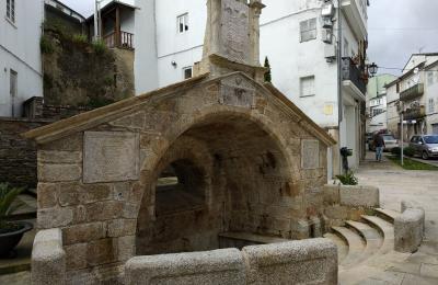 Fonte Vella en Mondoñedo