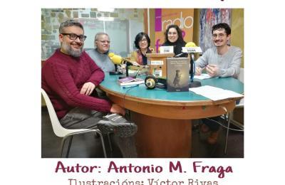 Antonio M.Fraga, Henrique Sanfiz, Anxos García Fonte, Esther Val e Andrés C.M.Riveira