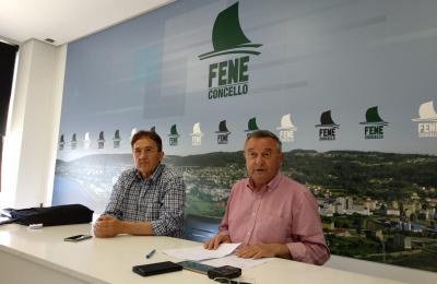Xoan Manuel Rodriguez Bastida e Gumersindo Galego