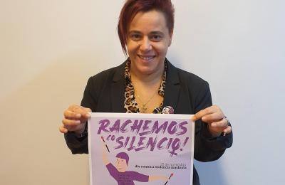 Paula González Grueiro, concelleira de Igualdade de Cabanas