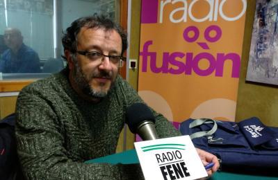 Manuel Grandal, secretario comarcal da CIG e traballador de Navantia Ferrol