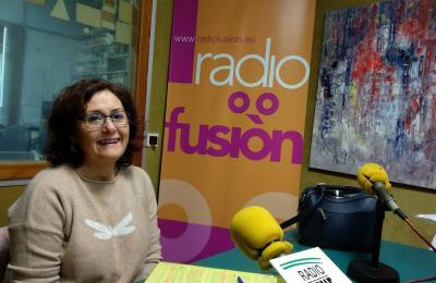 Mariola Hermida, da xunta directiva do CCRD Perlío
